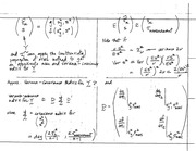 Stat 531 Variance Covariance Matrix Notes