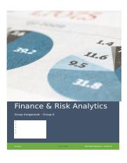 BABI Bangalore - Section B - Group 6 - Finance & Risk Analytics - Group Assignment - May 20, 2018.do