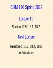 CHM116A Lecture 11-Student (revised)