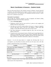 Basic Coordinates and Seasons Student Guide docx(1).docx