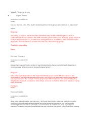 Week 5-7 responses and discussions .docx
