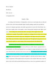 Definition Essay Final Draft
