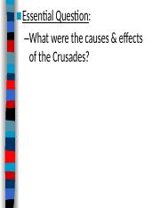 #2 The Crusades.ppt