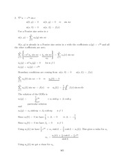 Differential Equations Lecture Work Solutions 165