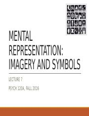 lecture7 - mental imagery