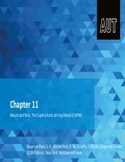 AUT - Corporate Finance Chapter 11 - Week 3.pdf
