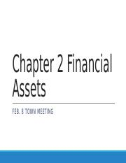 Chapter 2 Financial Assets Feb 8. with Inkpptx (1)