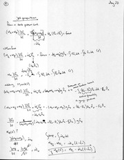 Jet and Rocket Propulsion Notes 004