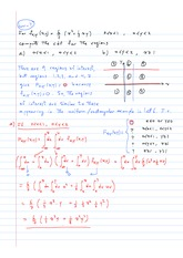 STATS 509 Fall 2014 Assignment 8 Solutions