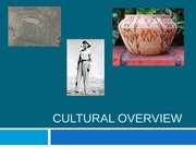 cultural overview
