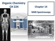 Chapter 14 - NMR