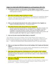 Study Guide Chapter 2 History.docx