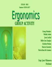 Ergonomics_Group Activity.pptx