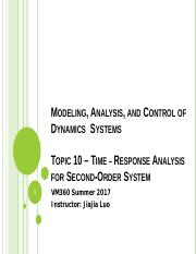 T10-Time Response Analysis for Second‐Order System.pdf
