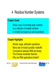 Chapter 04 Residue Number Systems.pdf