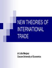 New trade theories.pdf