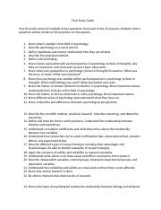 Final Study Guide - PSYC.docx