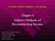 3Ed_CCH_Forensic_Investigative_Accounting_Ch06