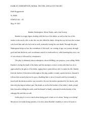 Fahrenheit 451 essay?