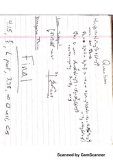 Continuous Probability Notes