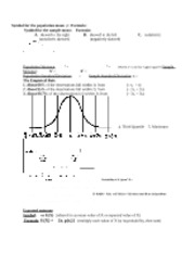STAT 2110 : Elementary Statistical Methods - Bowling Green -