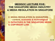 lecture 5.media regulation
