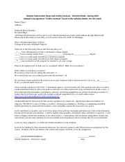 Student Information Sheet and Civility Contract – ECO122—Spring 2015(1).docx
