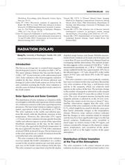 Radiation_Solar