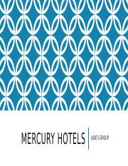 Mercury-Hotels