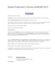 Student Exploration- Phase Changes (ANSWER KEY).docx - Student Exploration Phase Changes(ANSWER ...