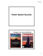 -Power System Security - Updated.pdf