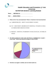 Nutrition-Basics-module-quiz1