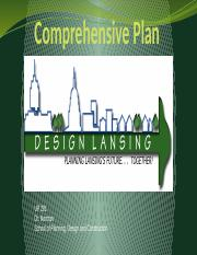 Comprehensive plan and process  fall 2017.pptx