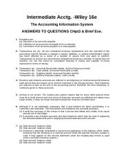 Intermediate Acctg-Wiley 16e_Brief Exe.docx