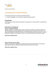 Creating Your Career Portfolio_CA.docx