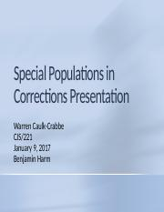 Special Populations in Corrections Presentation.pptx