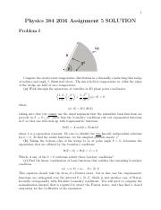 P384_Assignment_5_SOLUTION