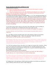 BBio 310 Final Review Questions and Answers.docx