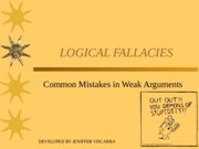 Logical Fallacies_ENGL102_Fall08
