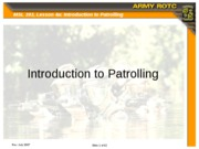 MSL202_L4a_Intro_to_Patrolling_slides