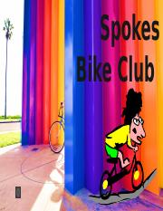 Spokes Bike Club.pptx