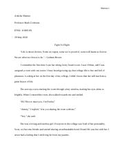 Amisha_sharma-ENGL110(S18)-Essay1_First_Draft.docx