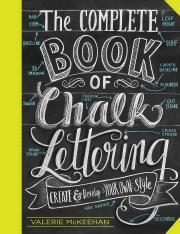 The Complete Book of Chalk Lettering.pdf