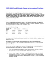 ACT 360 Week 6 Module Change in Accounting Principles.docx