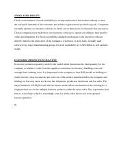 STOCK AND EPQ WORK Business Management  6.docx