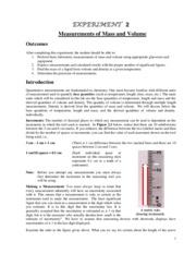 CHEM_103_Exp_02_Mass_Volume_Measurements NEW