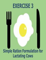 Exercise 3 - Simple Ration Formulation for Lactating Cows Rev.1.pdf