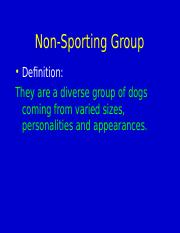 Nonsporting.pptx