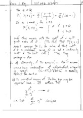 Stat 643 Exam 1 2007 Solutions