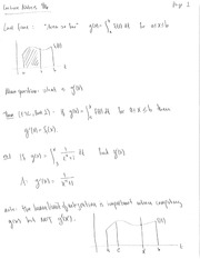 5. Fundamental Theorem of Calculus Notes